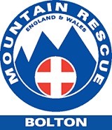 Bolton Mountain Rescue Team Logo